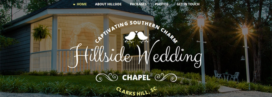 Hillside Wedding Chapel