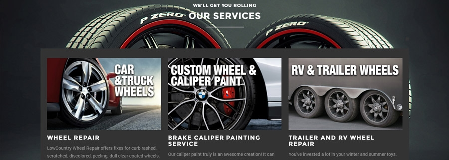 LowCountry Wheel Repair